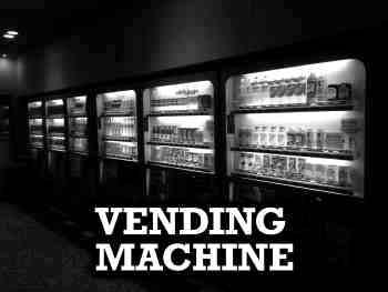 vending machine pick up lines